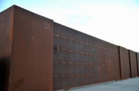 Wrap Around Fence 1