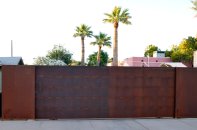 Wrap Around Fence 2