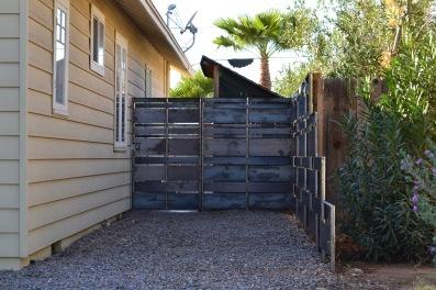 Side Yard Fence